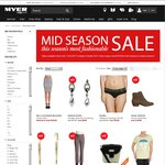 MYER - Further 25% off 'Mid Season Sale' | Online - NOW & Instore - 8/10/14