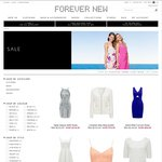 Forever New Extra 25% off Sale Items - OzBargain Exclusive