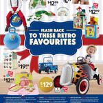 ALDI Next Wednesday: Retro Toys, Travel Goods, USB Travel Powerboard $19.99, Dove Beauty Bar $1