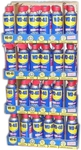 WD-40 275g Lubricant with Smart Straw Prepack Display Stack $0.02ea @ Bunnings Warehouse