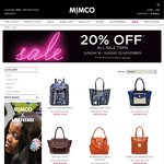 MIMCO - Extra 20% OFF on Items Already on Sale