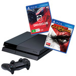 PlayStation 4 500GB Console & 2 Game Bundle $488 @ Target