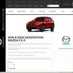 Win a Mazda CX-5 Car (Valued at $53,059) from Opera Australia