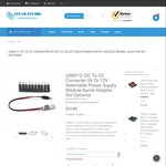 ITEAD DC to DC Converter USB912 - US$14.32 Shipped (~AU$19.20) (With Coupon) @ ITEAD