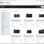 Sony A7 Camera Body $1079.2, A7II Camera Body $1563.2 Manufacturer Refurbished @ Sony eBay