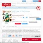 Lego Ninjago Visual Dictionary or Minifigures Encyclopedia $9.99 (Save $20) @ Dymocks