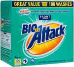 Biozet Attack Front & Top Loader 4kg $14 Big W