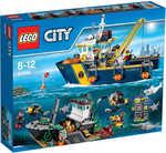 LEGO City Deep Sea Exploration Vessel $90 (Usually $125-$150) - Big W