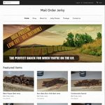 15% off Site Wide @ Mail Order Jerky