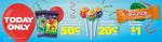 7 Eleven Day Specials: Freddo $0.50, Chupa Chups $0.20, Bounce Bites $1 @ 7 Eleven