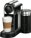 Nespresso Inissia $79.20, Pixie $89.20, Citiz $169.20, Lattissima Plus $209.20 (after Cashback) @ The Good Guys eBay