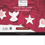 Win a $1,000 Bhumi Organic Cotton Voucher