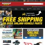 Supercheap Auto - 20% off Storewide (Online & In-Store)