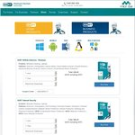 3 Years for the Price of 1: ESET Internet Security & ESET Cyber Security Pro $59.95, ESET Multi-Device Security $84.95