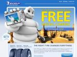 FREE Canon IXUS 105 When You Purchase a Set of 4 MICHELIN Tyres from The Specific Range
