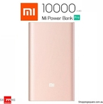 Xiaomi 10000mAh Power Bank Pro Type C and QC3.0 - $29.95 + $4.95 Shipping (HK) @Shopping Square
