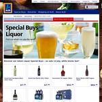 Courvoisier VS Cognac $52.99, Rémy Martin VSOP Cognac $64.99 @ ALDI on July 12
