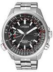 Citizen Mens Titanium Eco-Drive Radio Controlled Watch CB0140-58E $324 RRP $1200