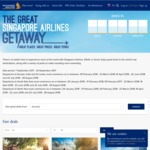 Singapore Airlines Europe & Asia Sale: BNE to AMS/MUC to BNE -$1278.86 return - May 2018
