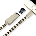 iDragon 2-in-1 Lightning USB Cable & Micro SD Card Reader $8.99 US (~$11.68 AU) Delivered @ Tmart