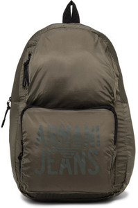 1e47637ed9e7 28x 44x 18cm (Unfolded) ARMANI JEANS Nylon Packable Backpack  29.40 (Once  Was  99.95) Green Color Only   David Jones - OzBargain