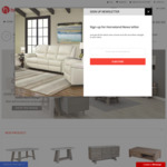 20% off Sitewide (Including Sale Items) @ Homeland Furniture, Free Delivery in Sydney Metro (Spend over $2000)