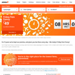 Jetstar Friday Frenzy Hawaii Fares from $478 Return (SYD/MEL)