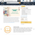 12 Month Kindle Unlimited Subscription $80.32 USD ($106 AUD) @ Amazon