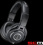 Audio Technica ATH-M40X Headphones $109 Delivered (SOLD OUT), ATH-M50X $185 Delivered @ South Coast Music