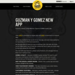 Free Credit (Worth $11.70) @ Guzman Y Gomez New App (Android/iOS - New Users)