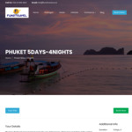 Phuket Travel Package: 5 Days/4 Nights (Excludes Flights) - $385 AUD @ Fun2Travel