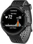 Garmin Forerunner 235 Black/Grey GPS Running Watch - $243 at Harvey Norman (Half-Yearly Clearance)