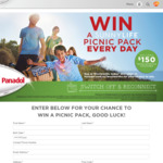 Win 1 of 28 Sunny Life Picnic Packs Worth $488.90 from GlaxoSmithKline [Any Item Purchase from Woolworths]