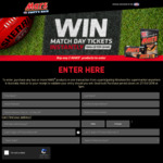 Win a Share of 1,000 AFL Premiership DPs from Mars Australia [Purchase Mars]