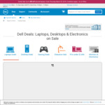 Dell Easter Sale - 40% off Selected Laptops (Inspiron 15 5000, Backlit KB, Core i7-8550U, 16GB, 2TB HDD, Radeon 530 4GB $1,139)