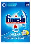 Finish Powerball Classic Dishwashing Tablets 110 Pack $5.95 (5.4c Ea) C&C @ Amcal ($5.35 w/ Chemist Warehouse PM)