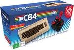 Commodore 64 (C64) Mini  $129 @ Amazon AU (New Users)