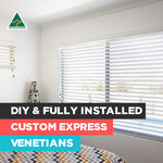 40% off DIY Custom Express PVC Venetian Blinds @ Blinds City (PVC Only) - Using Coupon Code
