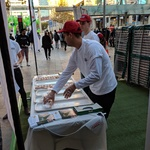 [WA] Free Krispy Kreme Doughnuts @ Perth Train Station Wellington St
