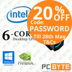 Intel Core i7 8700K 16GB RAM 500GB M.2 Nvme 2TB GTX1080Ti Gaming Computer Desktop PC $2,623.20 Shipped from PC Byte eBay