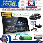 Aerpro KENWOOD DDX9018DABS Kit for Toyota Yaris 2011 to 2013 + CMOS-130 Camera - $832.79 @ BrandBeast on eBay