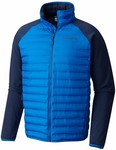 Columbia Flash Forward Hybrid 650-fill Down Insulated Jacket $89.85 & More Down Jackets Fr $69.85 Shipped @ AdventureMegaStore
