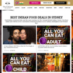 [NSW] $5 off All Online Food Deals & Tickets with Coupon Code 5FORME at The Colonial Restaurants (Darlinghurst and Neutral Bay)