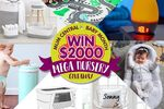 Win Over $2,000 Worth of Baby Products from Mum Central