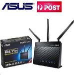 [eBay Plus] Asus RT-AC68U AC1900 Dual Band Smart Wi-Fi Wireless Gigabit Router $148.50 Delivered @ Tech Profile eBay