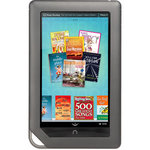 NOOK Color Barnes & Noble Wi-Fi eReader  $199 ($50 off coupon) +ship forwarding (about USD$40)