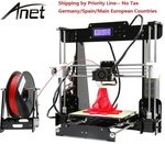 Anet A8 3D Printer US $145.44 (AU $205.17) + Free Delivery @ AliExpress