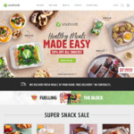 9 Meals for $59 Delivered @ Youfoodz