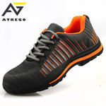 AtreGo Men Athletic Safety Shoe Bulletproof Indestructible Steel Toe Lightweight $40.07 + Delivery @ Susuway eBay