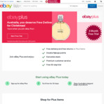 Free 90 Day eBay Plus Trial